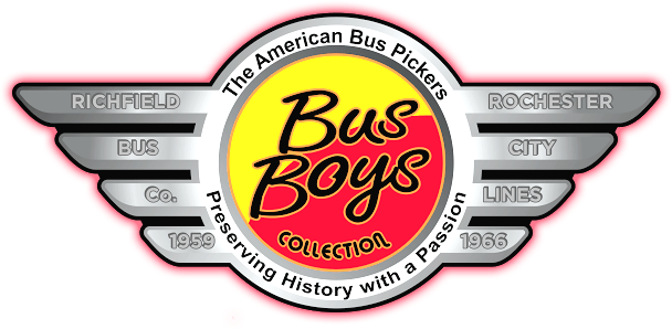 Bus Boys Collection - Vintage Bus Collectors
