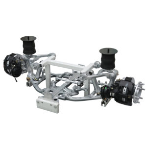 Front Axle and Suspension
