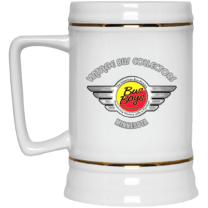 Busboys Collection 22217 Beer Stein 22oz.