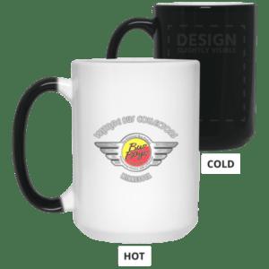 Busboys Collection 21150 15 oz. Color Changing Mug